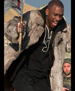 How To Fake A War Jay Pharoah Fur Coat