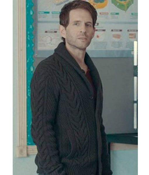 Jack Griffin A.P. Bio S03 Glenn Howerton Sweater