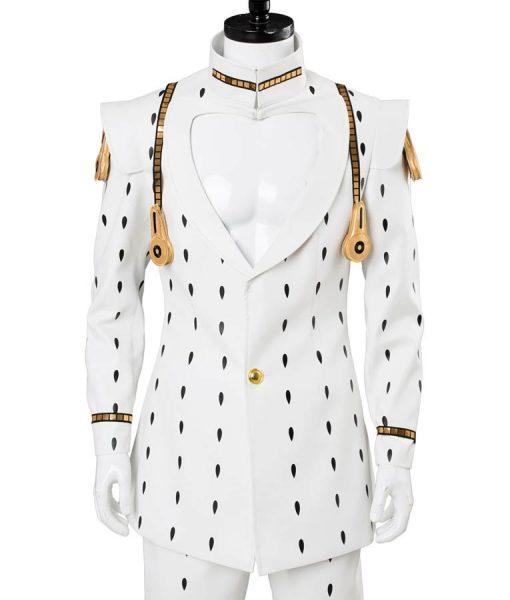 Bruno Bucciarati White Suit