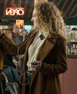 Katrina Cunningham Trinkets Season 02 Sabine Trench Coat