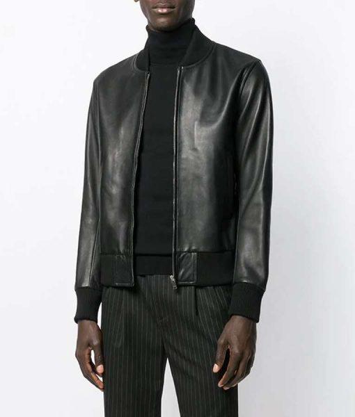 Young wallander bomber jacket