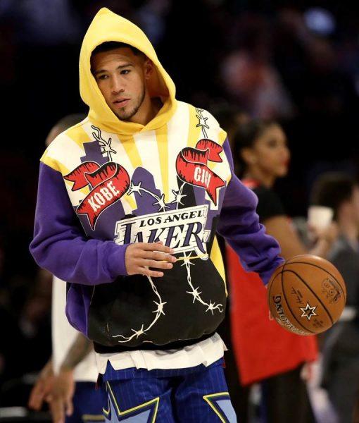 Devin Booker Kobe Hoodie