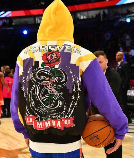 Los Angeles Lakers Devin Booker Kobe Pullover