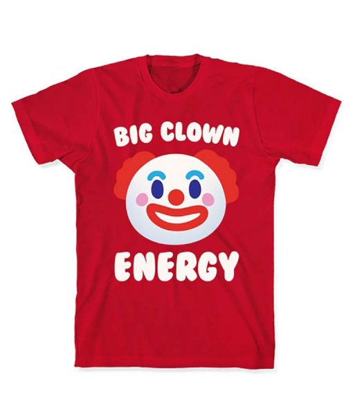 Lucifer S05 Ella Lopez Big Clown Energy Shirt