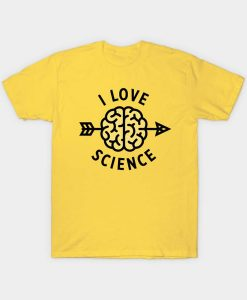 Lucifer S05 Ella Lopez I Love Science T-Shirt