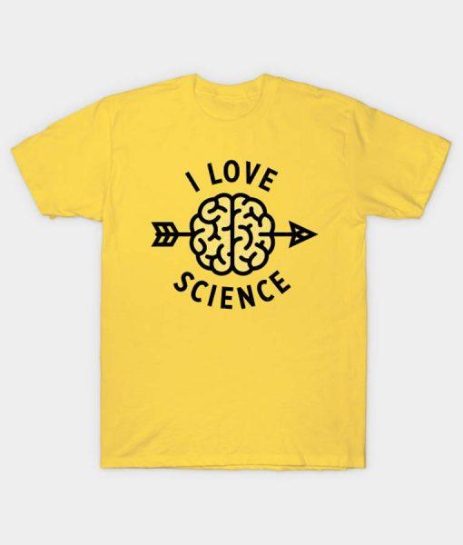 Lucifer S05 Ella Lopez I Love Science T-Shirt