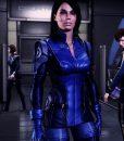 Mass Effect 3 Ashley Williams Leather Jacket