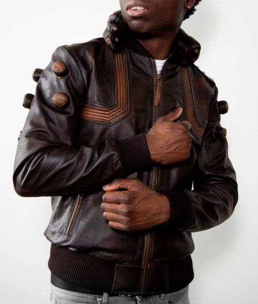 Men's Junkrat Steampunk Jacket