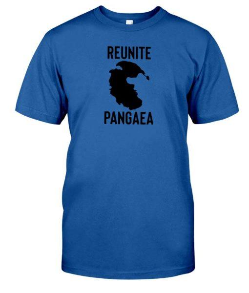 Reunite Pangea Blue Shirt