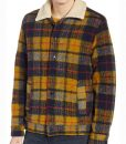 Riverdale S04 Jughead Jones Cole Sprouse Wool-Blend Plaid Jacket