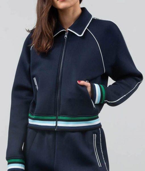 Riverdale Season 04 Lili Reinhart Betty Cooper Track Jacket