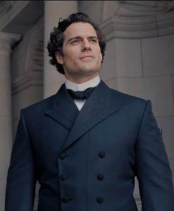 Sherlock Holmes Enola Holmes Henry Cavill Coat