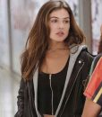 Danielle Campbell Tell Me A Story Leather Jacket