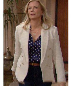 Brooke Logan The Bold And The Beautiful Blazer
