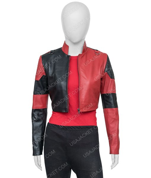 The Suicide Squad Harley Quinn Jacket