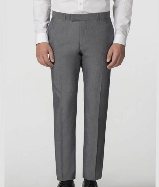 Creeper The Tax Collector Shia Labeouf Grey 3 Piece Suit