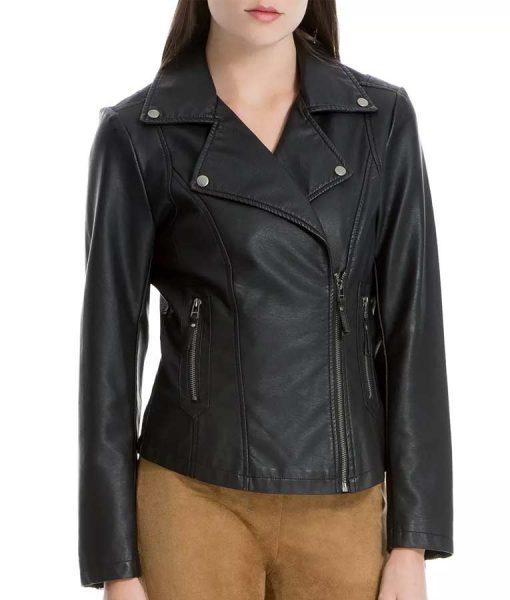 Trinkets Season 02 Tabitha Foster Moto Jacket