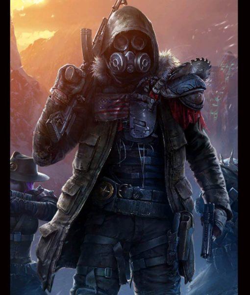 Wasteland 3 Coat