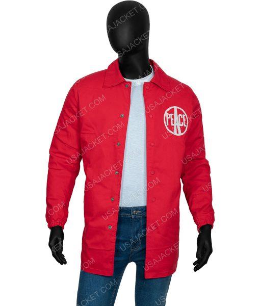 Woodstock 1969 Security Jacket