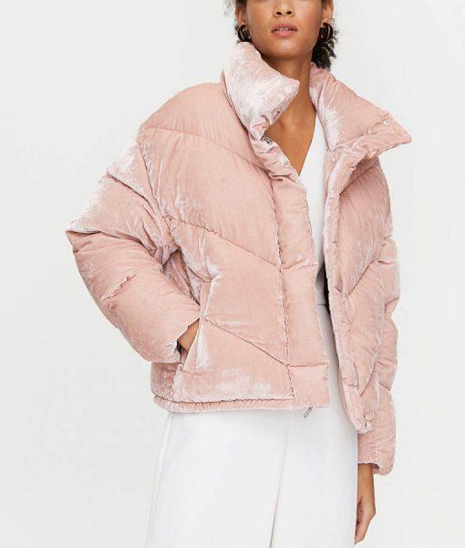 Dominique Provost-Chalkley Wynonna Earp S04 Waverley Earp Puffer Jacket