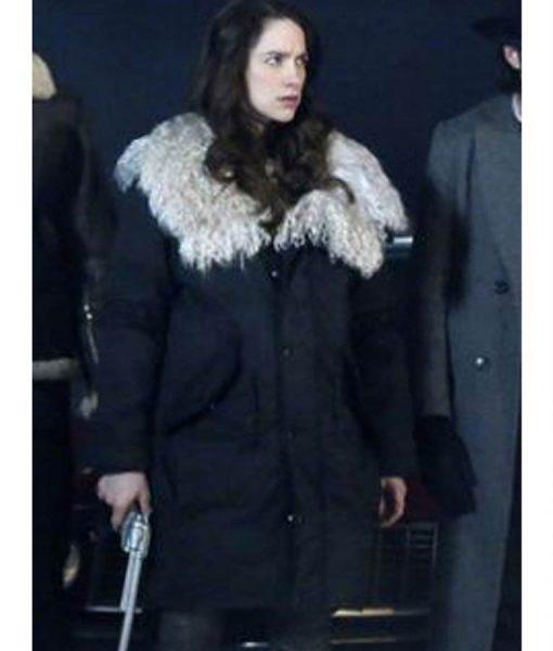 Wynonna Earp Season 04 Melanie Scrofano Coat