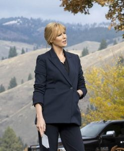 Yellowstone S03 Beth Dutton Blazer