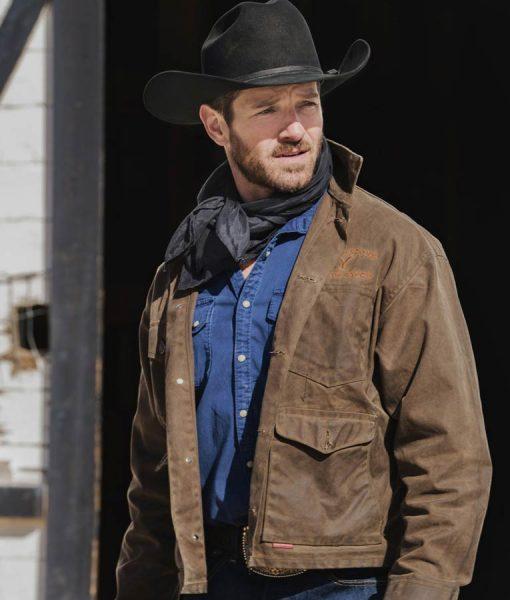 Yellowstone S03 Ryan Jacket
