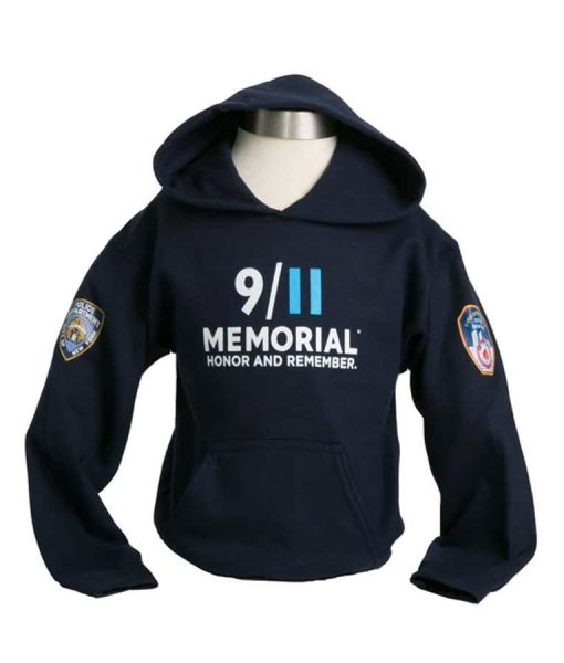 911 Memorial PDFD Youth Hooded Sweatshirt