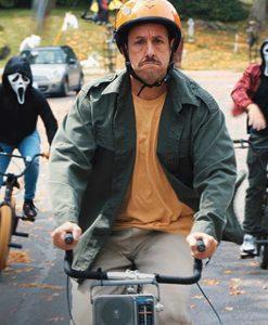 Adam Sandler Hubie Halloween Jacket