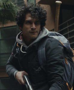 Aidan Alone Tyler Posey Jacket