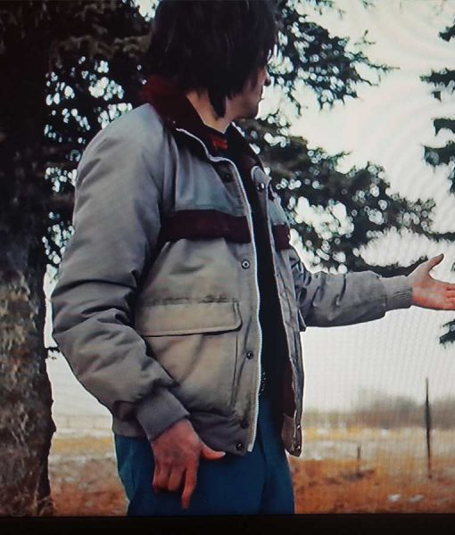 Fargo Season 04 Charlie Gerhardt Jacket