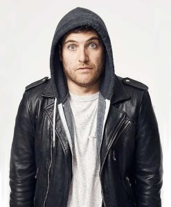 Most Likely to Murder Billy Leather Jacket