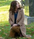 Books of Blood Anna Friel Trench Coat