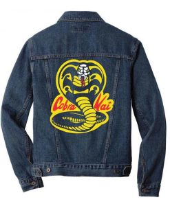 Cobra Kai Denim Jacket