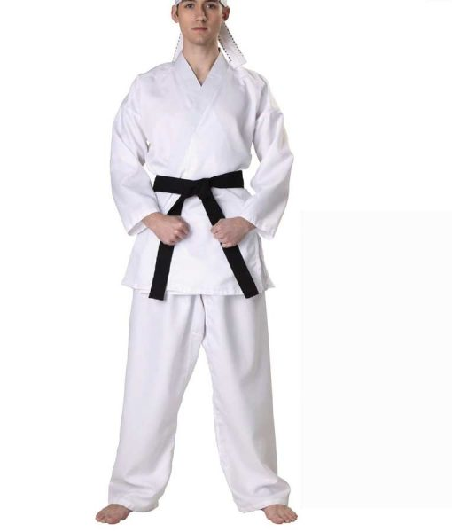 Karate Kid Daniel Larusso Uniform Costume