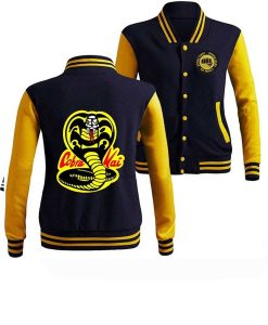 Cobra Kai Baseball Jacket