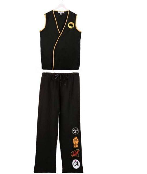 Cobra Kai Uniform With Patches