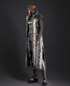 Cyberpunk 2077 Brigitte Trench Coat