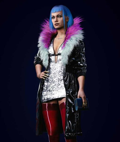 Cyberpunk 2077 Evelyn Parker Coat