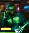 Cyberpunk 2077 Kirk Sawyer Jacket