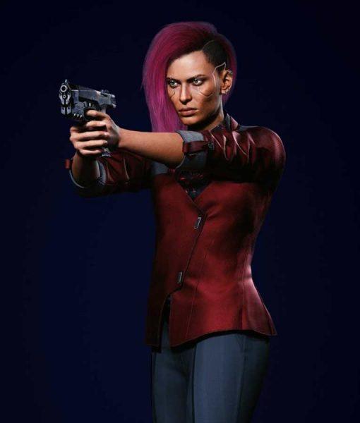 Cyberpunk 2077 V Female Jacket