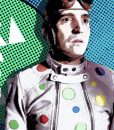 David Dastmalchian The Suicide Squad Polka-Dot Man Leather Jacket
