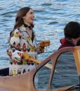 Emily in Paris Emily Lily Collins Trench Coat