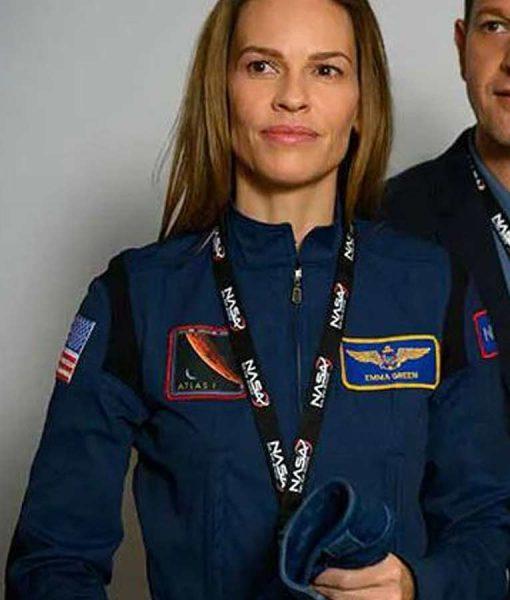 Emma Green Away Blue Jacket