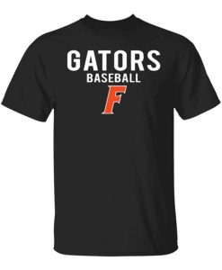 Florida Gator Baseball Shirt