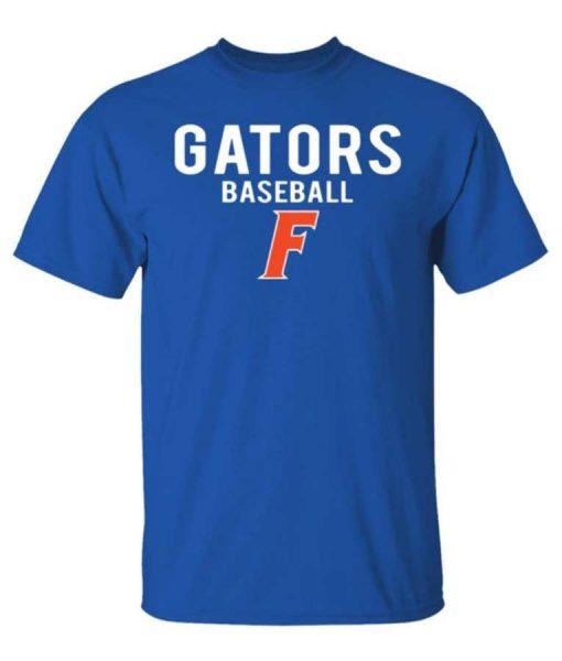 Florida Gator Baseball Unisex Shirt