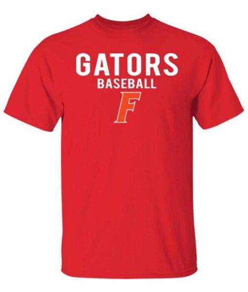 Florida Gator Baseball F T-shirt