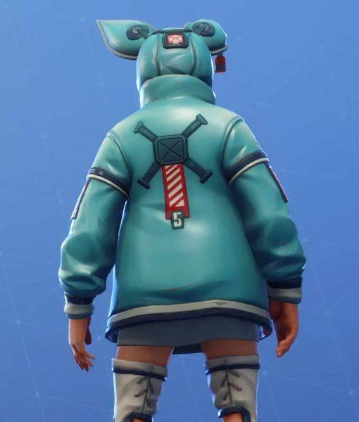 Fortnite Flapjackie Jacket with hood