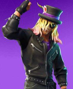 Fortnite Stage Slayer Studded Jacket