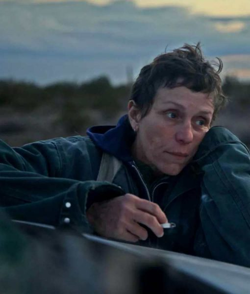 Fern Nomadland Frances McDormand Coat